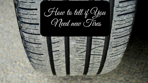 How to tell if you need new tires