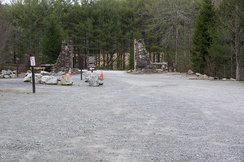 Buck Forest Parking Area