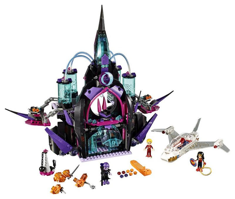 LEGO DC Super Heroes Girls Eclipso Dark Palace (41239)