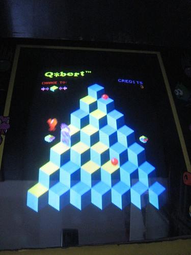 qbert arcade machine for sale