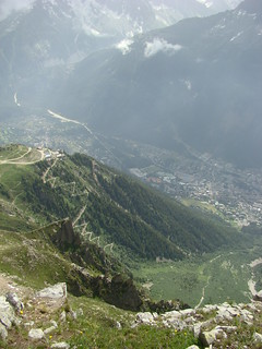 28 Uitzicht vanaf Brevent