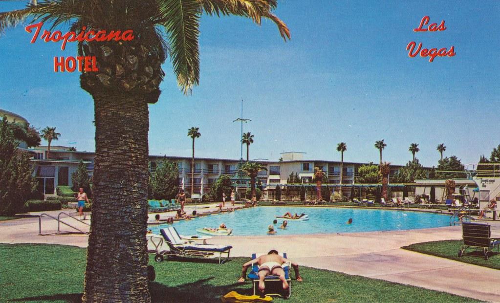 Tropicana Hotel - Las Vegas, Nevada