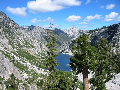 Sapphire Lake -- Suicide Ridge -- Trinity Alps | by Beyond the Trail