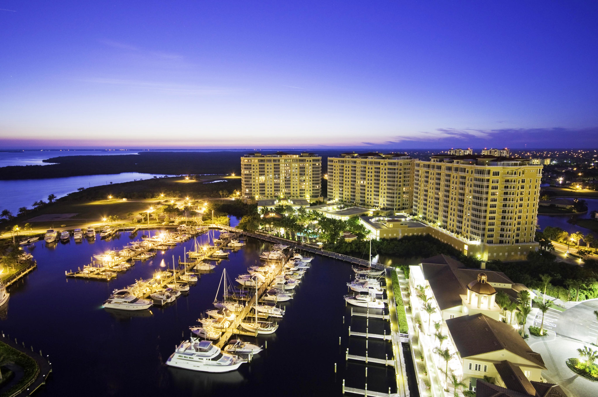 The Westin Cape Coral Resort at Marina Village—Marina