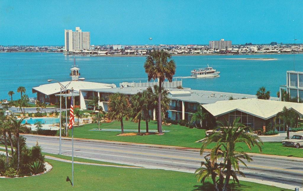 Schrafft's Restaurant and Motor Inn - Clearwater, Florida