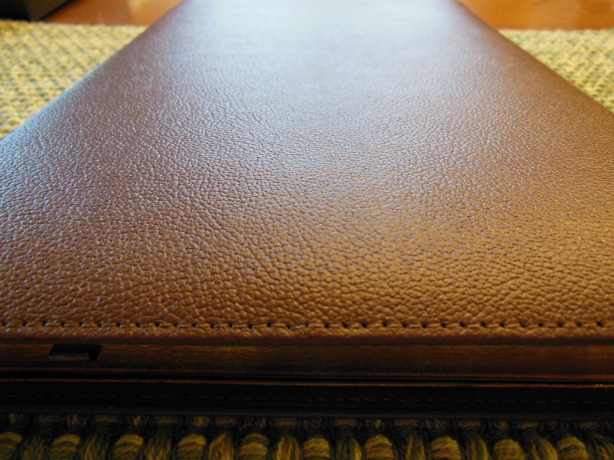 A Thinline Bible that Will Outlast You, the Crossway E S V