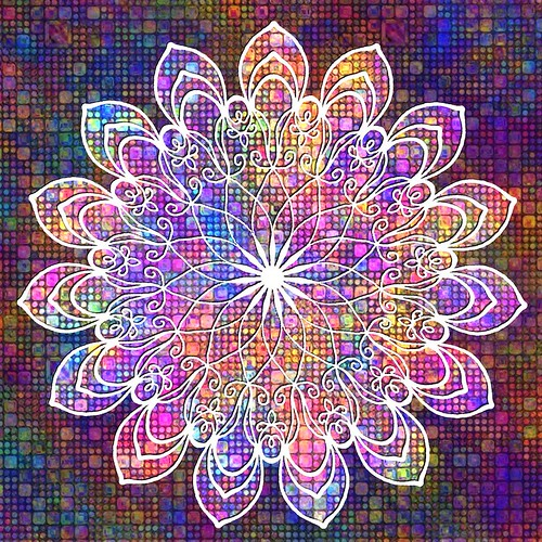 Digital Mandala