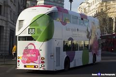 Wrightbus NRM NBFL - LTZ 1457 - LT457 - Kate Spade  Camden Town 88 - Go Ahead London - London 2016 - Steven Gray - IMG_4561