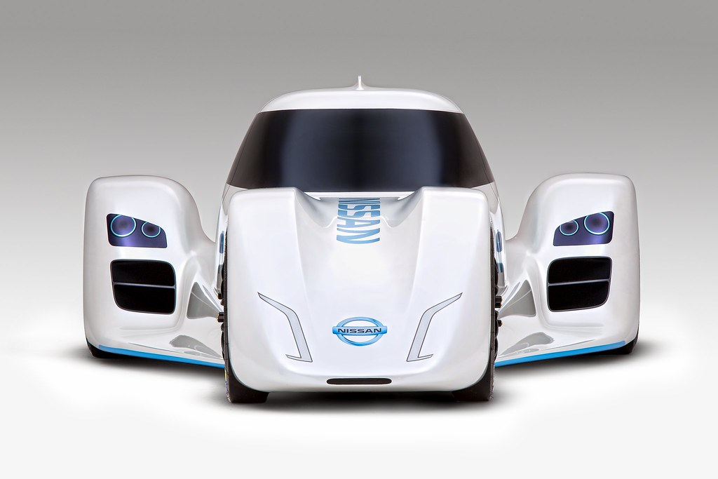 Nissan Zeod Rc The Nissan Zeod Rc Is Set To Electrify Le Flickr
