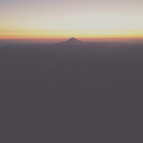 James Holden - A Break In The Clouds  #mthood #sunrise