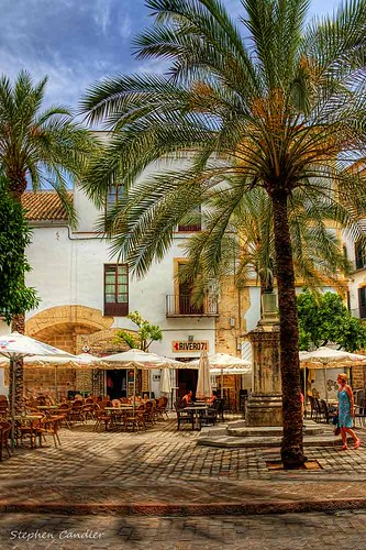 Plaza in jerez join me at stephen candler photography for Oficinas inem jerez de la frontera