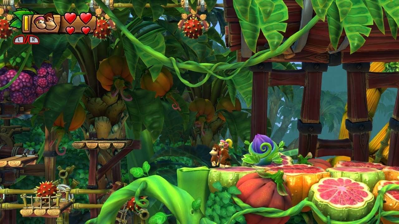 The ART and MUSIC of Donkey Kong Country: Tropical Freeze (screen