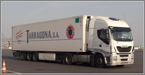 Resultado de imagen de transportes tarragona forotransportistas.es