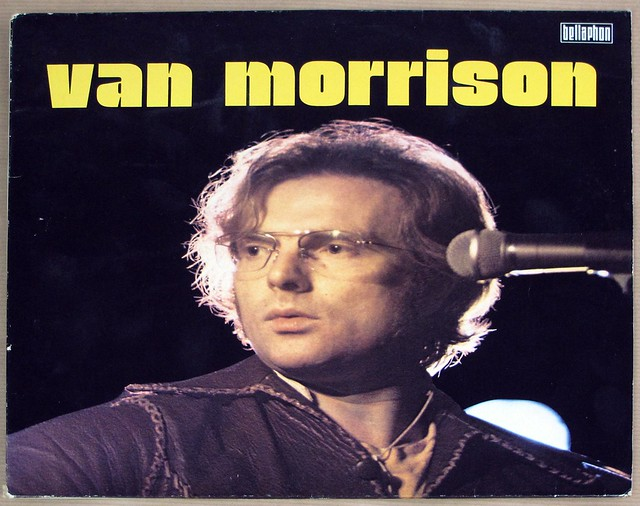 "VAN MORRISON S/T SELF-TITLED 12"" LP VINYL"
