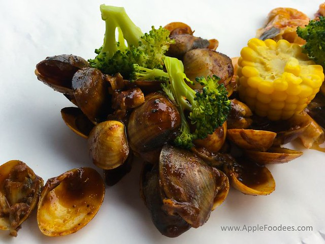 Blue Inn Seafood Kepong - Kam Heong Clams
