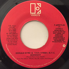 DONALD BYRD & 125th STREET, N.Y.C.:SEXY DANCER(LABEL SIDE-B)