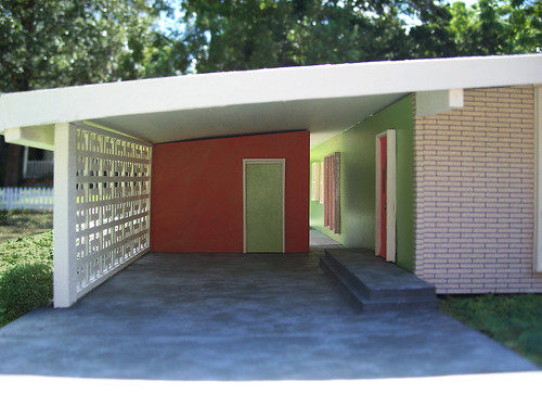 Image Result For Mid Century Modern Garage Doors