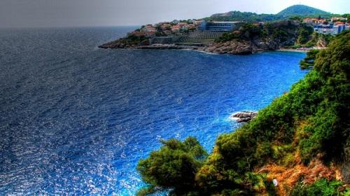 Gambar Pemandangan Laut Hotel Pantai By Frodinymail Com