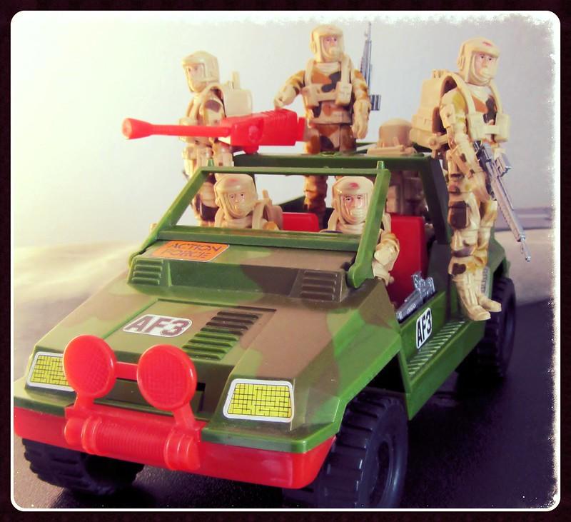 Action Force: First Series  12879672314_17aa9da2e4_c