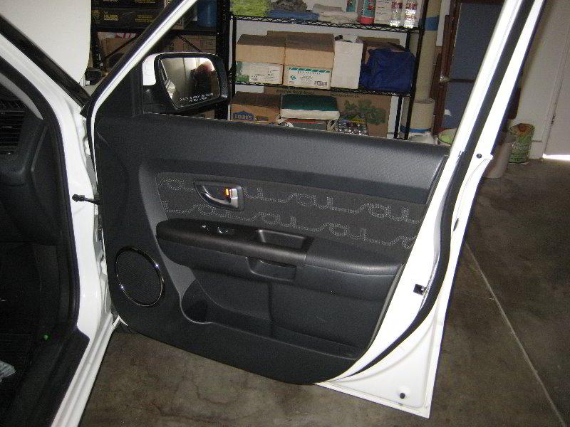 2013 Kia Soul Interior Door Panel Take Off To Upgrade Oe Flickr
