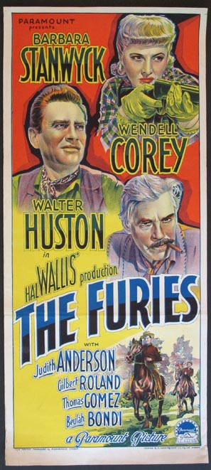 The Furies - Poster 4