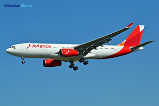 330.243 AVIANCA BRASIL F-WJKG 1657 TO PR-OCX STD AT TERUEL 17. Dec 2015 - 28. Feb 2017 17 03 17 TLS