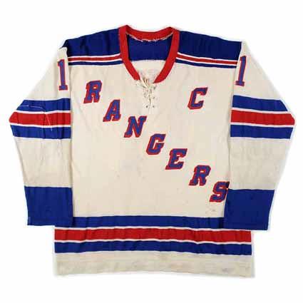 New York Rangers 1972-73 F jersey
