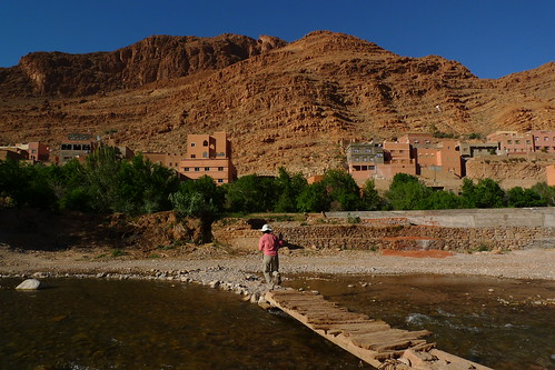Todgha, Gorge - Tinghir, Morocco
