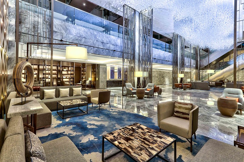 Hilton Kota Kinabalu- Lobby (2)