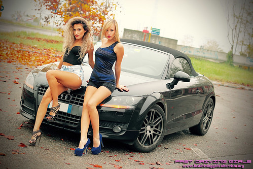 079 Alice & Fede Audi TT