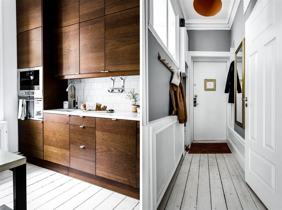 Modern Glamorous Stockholm Apartment