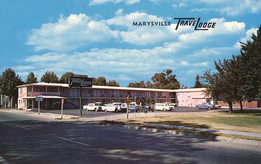 TraveLodge - Marysville, California