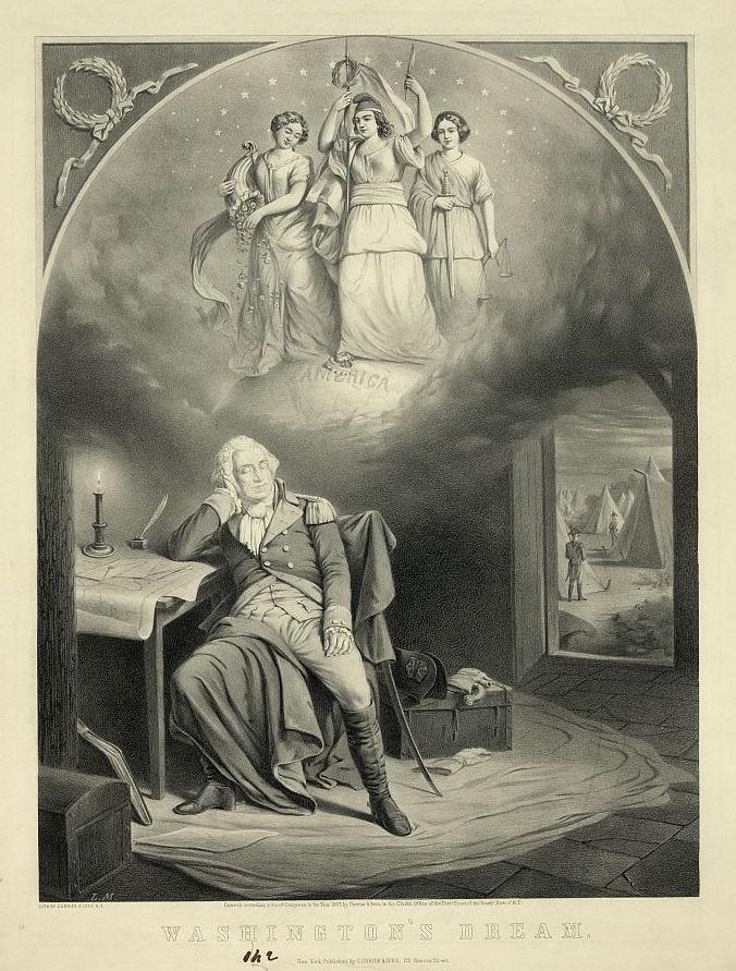 george washington dream