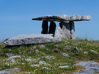 Poulnabrone Portal Tomb | by Susan Roehl