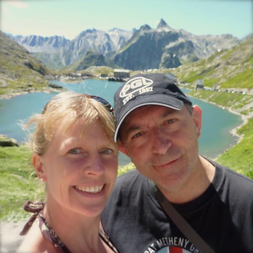 Great St Bernard Pass (profile picture) | by Liz & Johnny