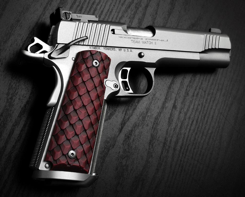 Custom Killer Grips Zorin Denu Flickr