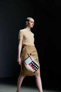 Holly Fulton AW14 London Fashion Week | by I Want You To Know UK Fashion Blog
