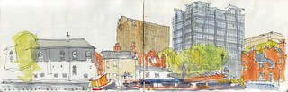 Gas Street Basin 24-5-14 | by timillustrator