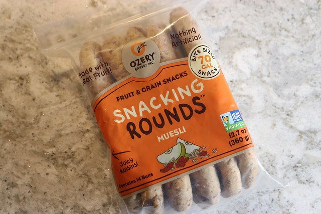 Starbucks-Inspired Protein Snack Pack