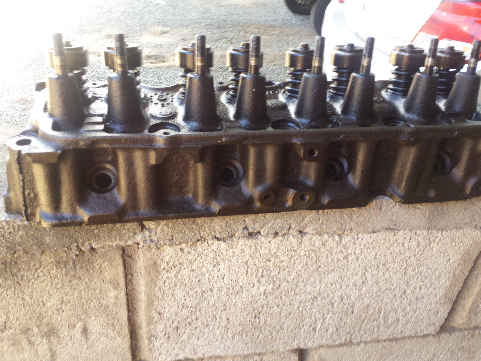 Turbo - Preparação para o Diplomata 88 4 cilindros turbo  32820698673_faac1770f6_k