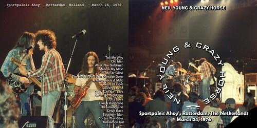 24-03-76 - ROTTERDAM cover