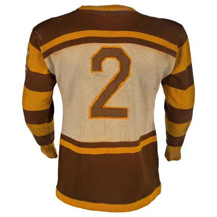 Boston Bruins 1929-30 B jersey