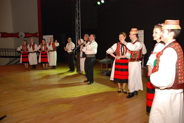 Concert Cultură și Tradiții românești 16 aprilie 2011