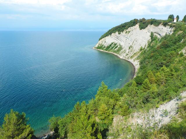 Strunjan peninsula, Slovenia