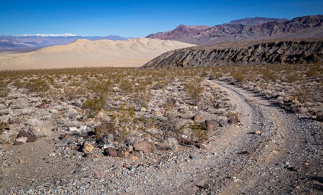 Steel Pass Road