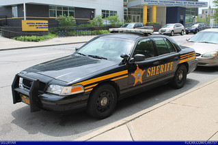 Summit County Sheriff Ford Crown Victoria | by Seluryar