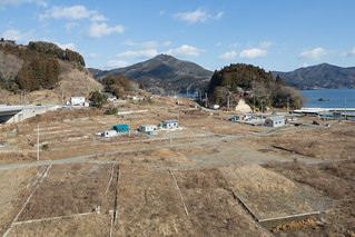 The Post-Tsunami Site of the Ogatsucho Mizuhama Town Center | by metroblossom