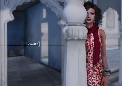 Zaara : Deepika kurta set