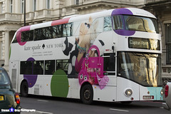 Wrightbus NRM NBFL - LTZ 1230 - LT230 - Kate Spade  Clapton Pond 38 - Arriva - London 2016 - Steven Gray - IMG_9636