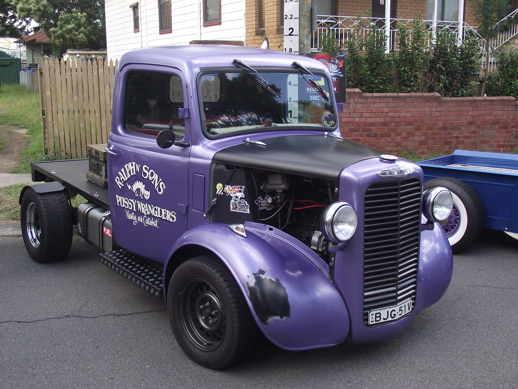 1948 Commer Hot Rod Truck | Loved this Commer Truck hot rod … | Flickr